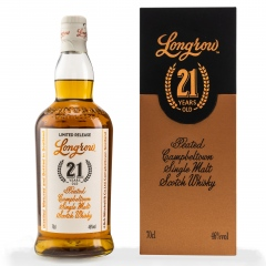 Longrow 21Y Limited Release 2020 46.0%