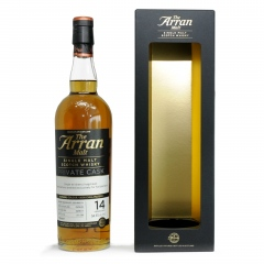 Arran 2003 14Y Private Cask 800019 54.6% - Whisky Raritäten