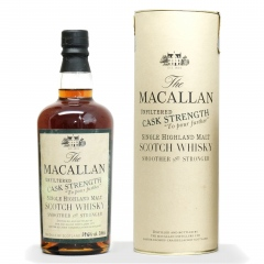 Macallan 1990 13Y Exceptional Single Cask 24483 59.6%