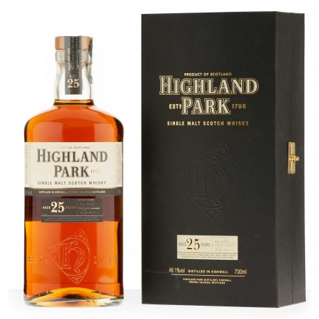 Highland Park 25 Years Release 2006 48.1%